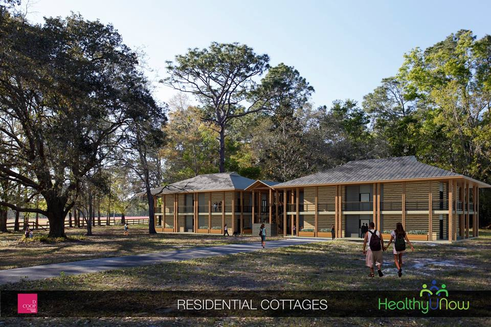 residential cottages